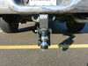 0  trailer hitch ball mount b and w adjustable drop - 8 inch rise 6 bwts10055