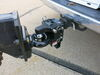 0  ball mounts b and w adjustable mount one b&w tow & stow pintle hook with 2-5/16 inch - 2 hitches 10 000 lbs/16 lbs