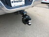 0  ball mounts b and w adjustable mount 16000 lbs gtw in use