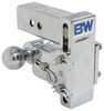 b and w trailer hitch ball mount adjustable class v 14500 lbs gtw