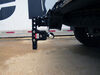0  trailer hitch ball mount b and w adjustable drop - 7 inch rise b&w tow & stow 2-ball 2-1/2 7-1/2 drop/rise 14.5k black