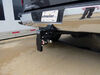 0  trailer hitch ball mount b and w two balls drop - 7 inch rise bwts20040b