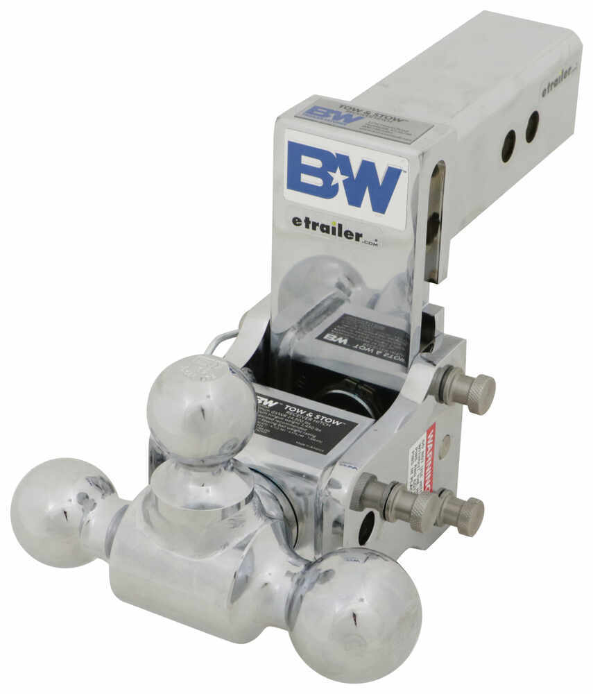 Ball Mounts BWTS20048C - Steel Ball - B and W