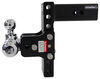 BWTS20049B - Class IV,14500 lbs GTW B and W Adjustable Ball Mount