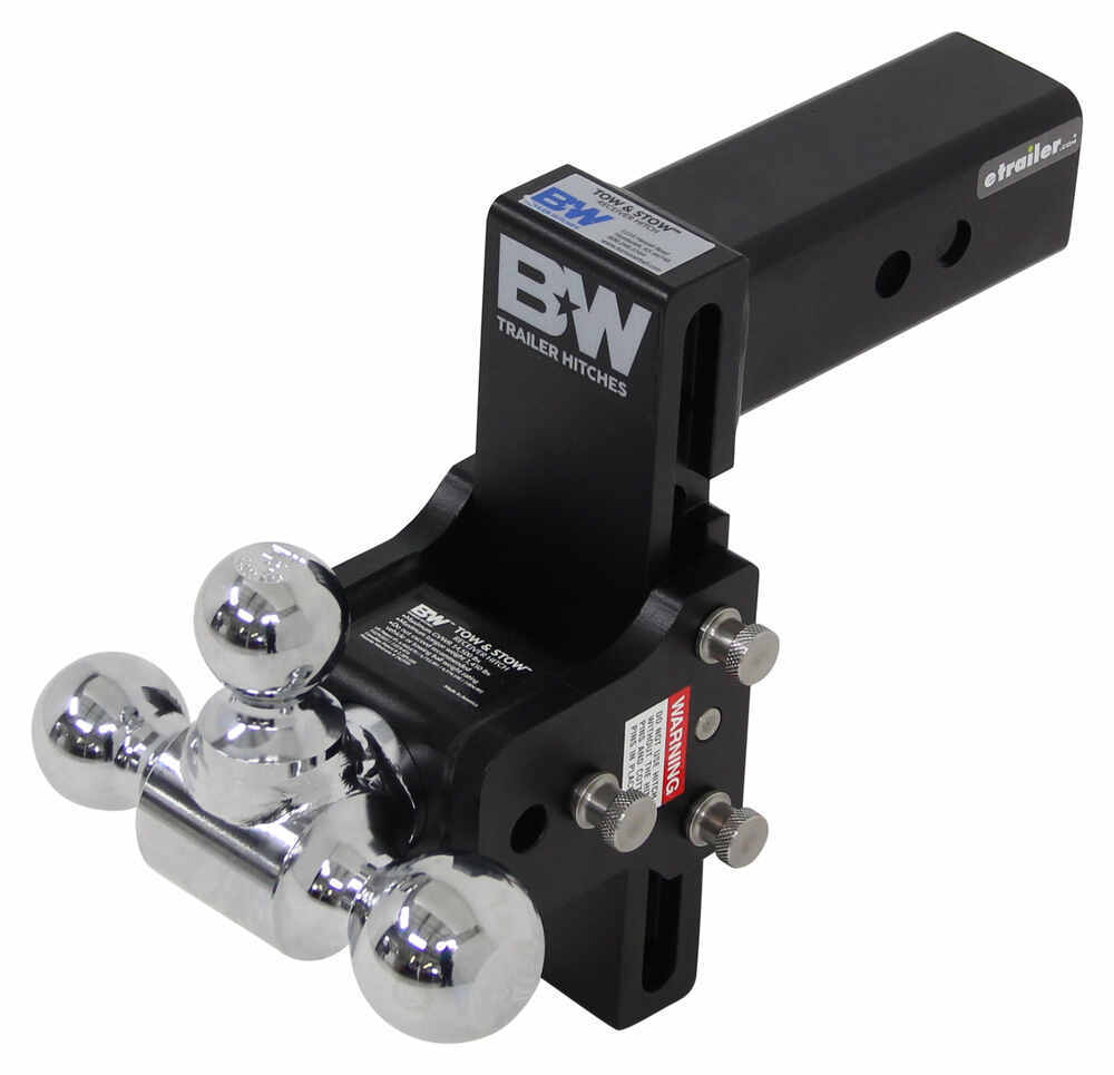 B and W Ball Mounts - BWTS20049B