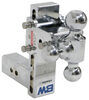BWTS20049C - Three Balls B and W Adjustable Ball Mount