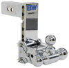 BWTS20049C - Steel Shank B and W Ball Mounts