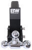 b and w trailer hitch ball mount adjustable 3500 lbs gtw 7500 14500