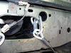 Blue Ox Fixed Drawbars - BX1110 on 1997 Jeep Grand Cherokee