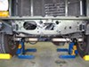 Blue Ox Base Plate Kit - Fixed Arms BX1110 on 1997 Jeep Grand Cherokee