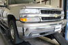 Blue Ox Removable Draw Bars - BX1682 on 2001 Chevrolet Tahoe