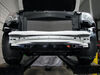 BX1689 - Twist Lock Attachment Blue Ox Removable Drawbars on 2013 Chevrolet Equinox
