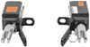 blue ox base plates  plate kit - removable arms