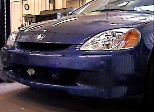 Fits 05-12 Pathfinder 05-09 Frontier W//Painted Bumper Rt Pass Fog Light Assem