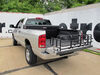 Fold Down Truck Bed Expander - Black 48 - 64 Inch Width BX4004-02 on 2006 Dodge Ram Pickup