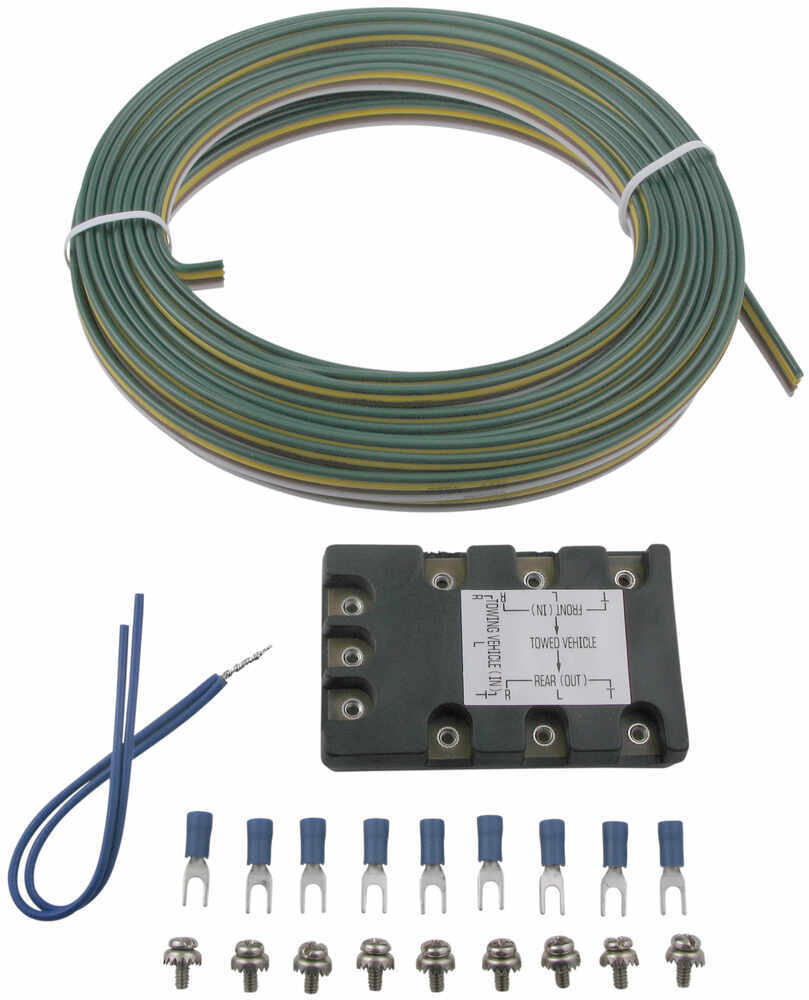 Blue Ox Tail Light Wiring Kit With Block Diode Tow Bar 1994 Mercedesbenz E320 Engine Harness W01331715517 Genuine Bx8811