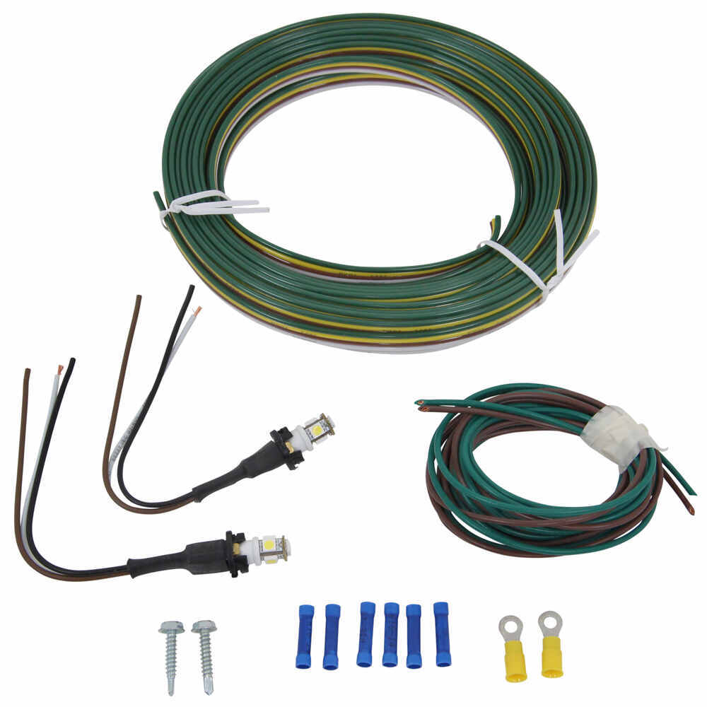Compare Vs Blue Ox Tail Light Roadmaster Wiring Kit For Towed Vehicles Led Bulb And Bypasses Vehicle Bx88269