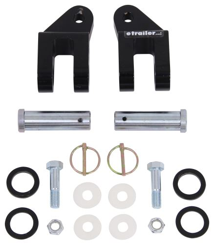 Blue Ox Tow Bar Adapter Brackets For Hammerhead And Fab