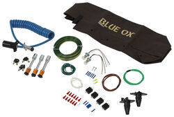 Blue Ox Towing Accessories Kit for Avail Tow Bars - 7-Wire to 6-Wire - 10,000 lbs