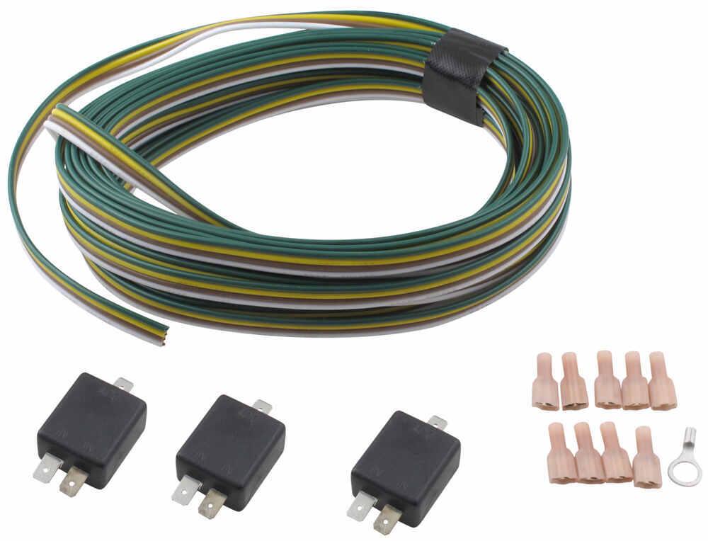compare vs blue ox tow bar etrailer comBlue Ox Tow Bar Wiring Kit 4 Diodes Blue Ox Tow Bar Wiring Bx8848 #11