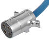 BX8861 - Coiled Cord Blue Ox Tow Bar Wiring