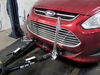BX8870 - Rock Guard Blue Ox Tow Bars on 2013 Ford C-Max