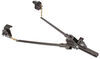 blue ox weight distribution hitch electric brake compatible surge allows backing up bxw2000