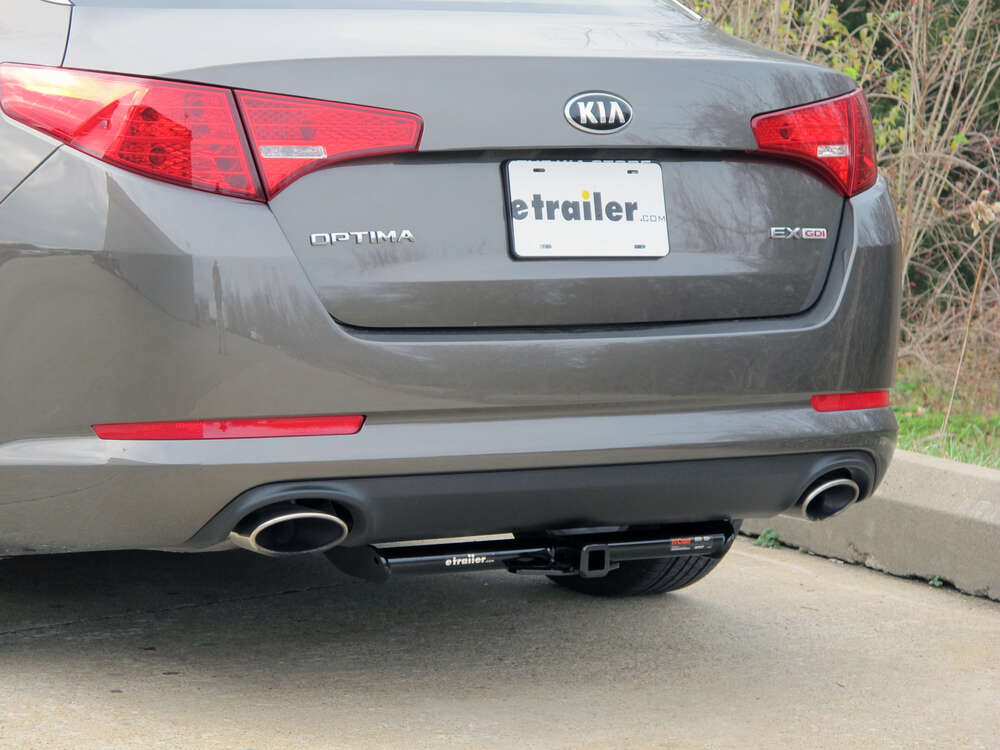 Tesla Model 3 Trailer Hitch >> 2013 Kia Optima Trailer Hitch - Curt