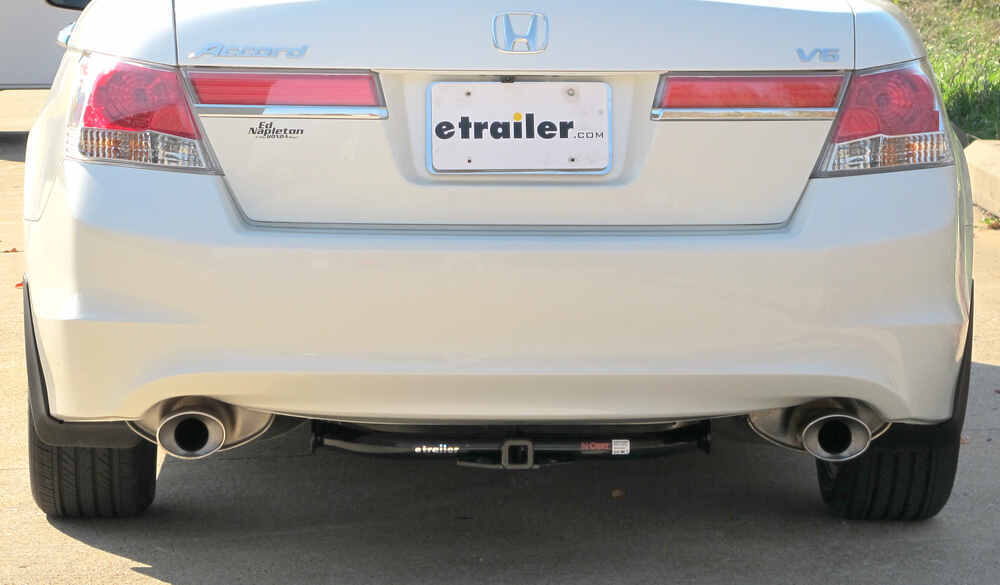 2009 honda accord curt trailer hitch receiver custom fit. Black Bedroom Furniture Sets. Home Design Ideas