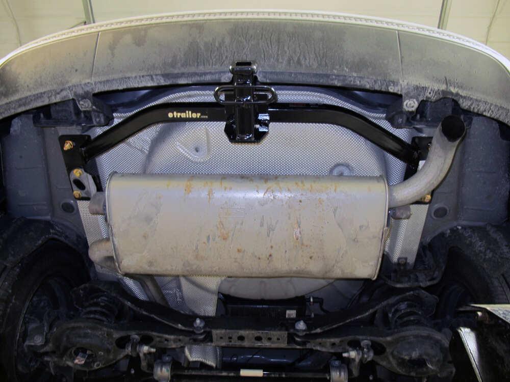 2012 Ford Focus Curt Trailer Hitch Receiver - Custom Fit ...