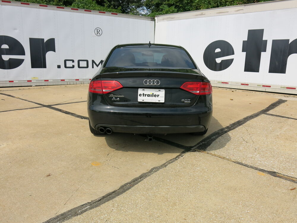 2014 Audi A4 Curt Trailer Hitch Receiver Custom Fit Class I 1 14