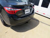 C11265 - Visible Cross Tube Curt Trailer Hitch on 2015 Toyota Corolla