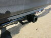 "Curt Trailer Hitch Receiver - Custom Fit - Class I - 1-1/4"" Class I C11265 on 2018 Toyota Corolla"