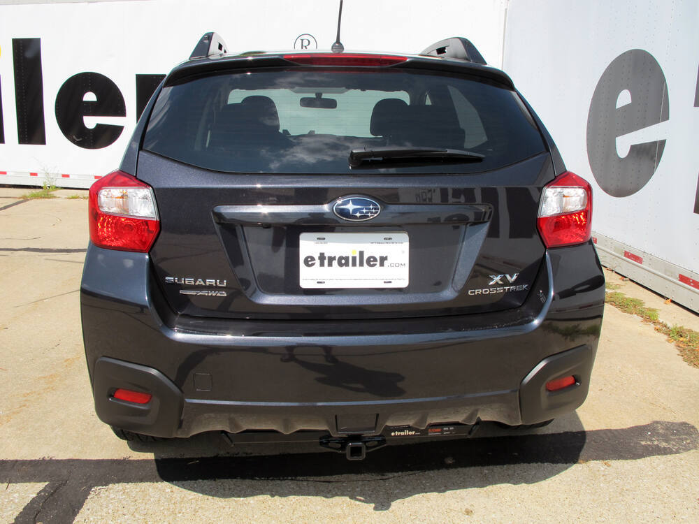2014 Subaru Xv Crosstrek Trailer Hitch Curt