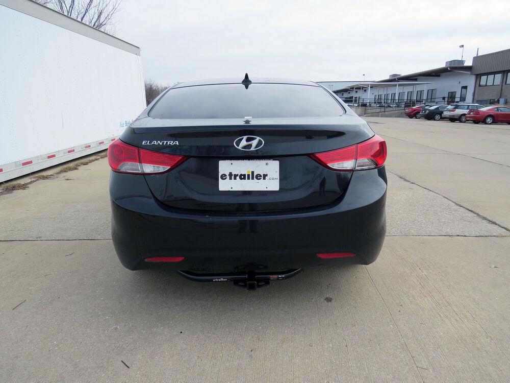 2012 Hyundai Elantra Trailer Hitch Curt