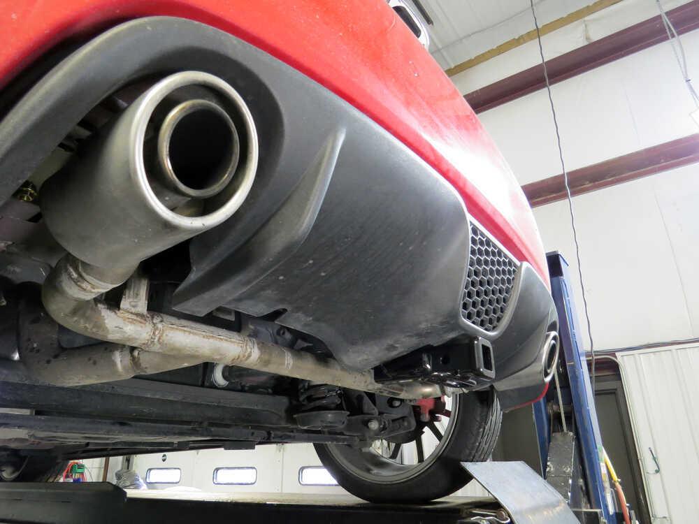 2012 Fiat 500 Curt Trailer Hitch Receiver Custom Fit