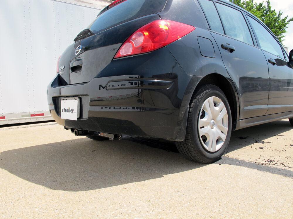 2010 Nissan Versa Curt Trailer Hitch Receiver - Custom Fit ... on
