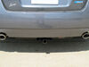 Curt Visible Cross Tube Trailer Hitch - C11352 on 2013 Nissan Altima