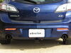 Curt Trailer Hitch - C11383 on 2012 Mazda 3