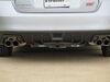 Curt Custom Fit Hitch - C11408 on 2017 Subaru WRX