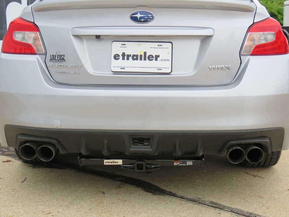 2016 Subaru WRX Curt Trailer Hitch Receiver - Custom Fit
