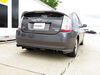 C11468 - Visible Cross Tube Curt Custom Fit Hitch on 2008 Toyota Prius