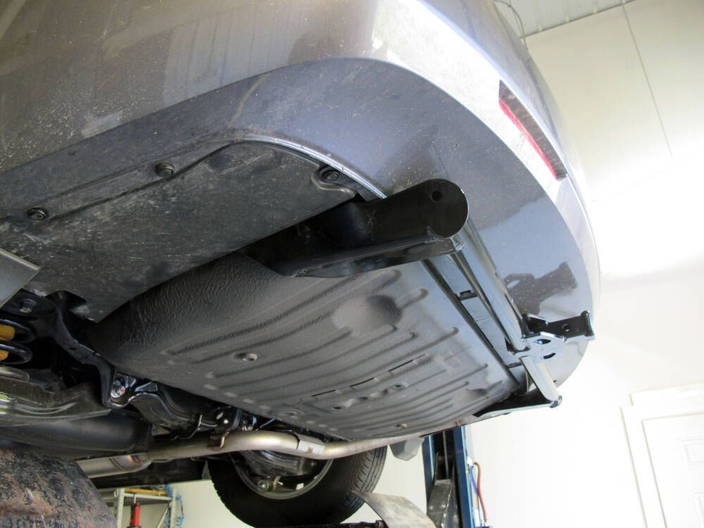 2014 Honda Odyssey Trailer Hitch