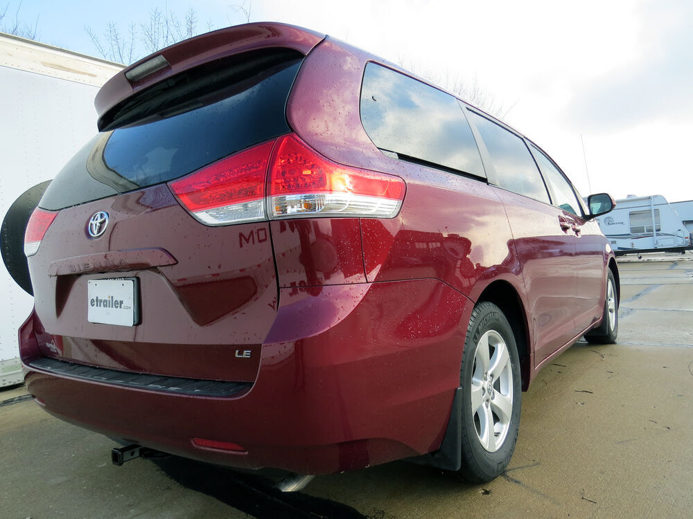 2014 Toyota Sienna Trailer Hitch