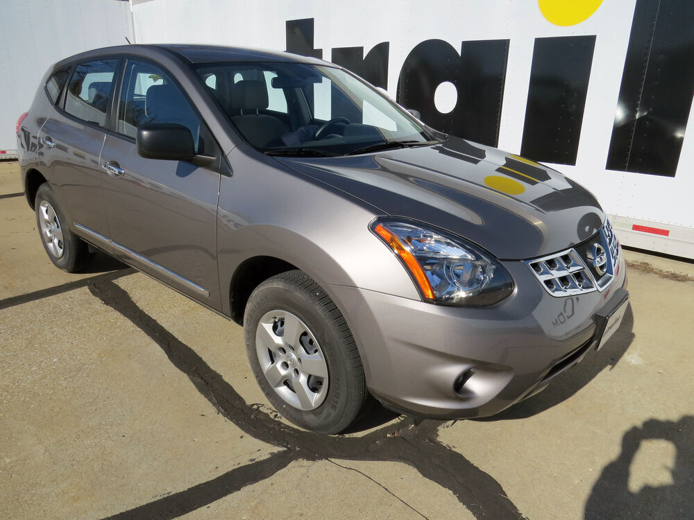 2014 Nissan Rogue Select Trailer Hitch Curt