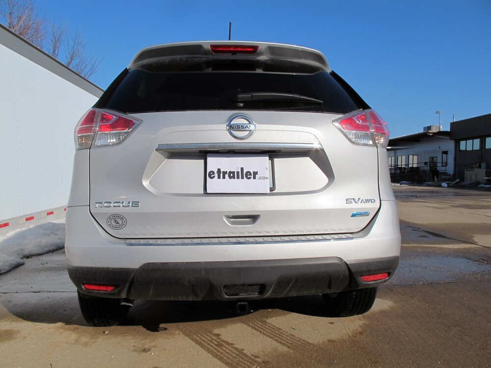 2019 Nissan Rogue Curt Trailer Hitch Receiver - Custom Fit