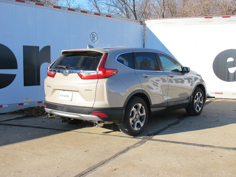 2018 Honda Cr-v Curt Trailer Hitch Receiver