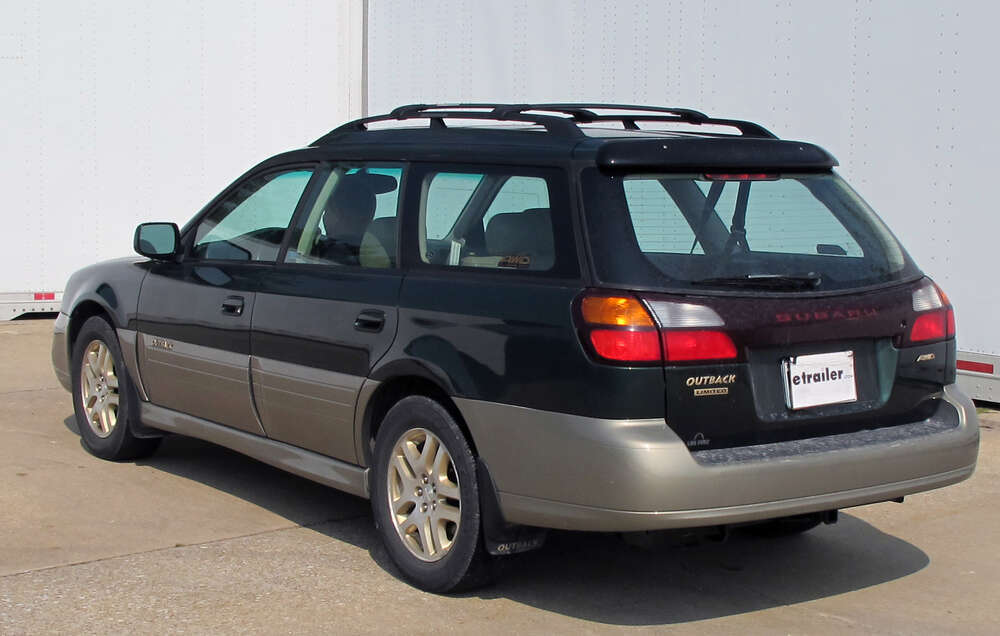 2002 subaru outback wagon trailer hitch curt. Black Bedroom Furniture Sets. Home Design Ideas