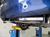 """Curt Trailer Hitch Receiver - Custom Fit - Class II - 1-1/4"""" 350 lbs TW C12343 on 2011 Toyota Camry"""
