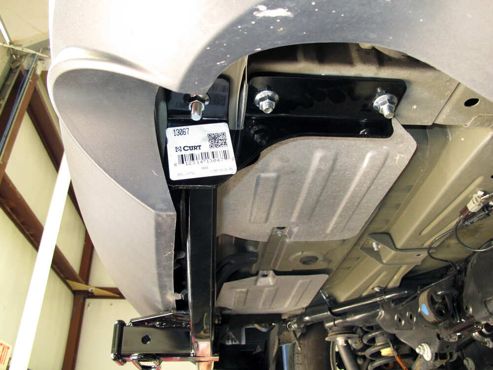 2012 Ford Edge Curt Trailer Hitch Receiver